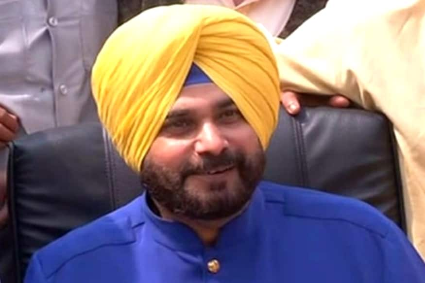 File photo of Navjot Singh Sidhu. (PTI)