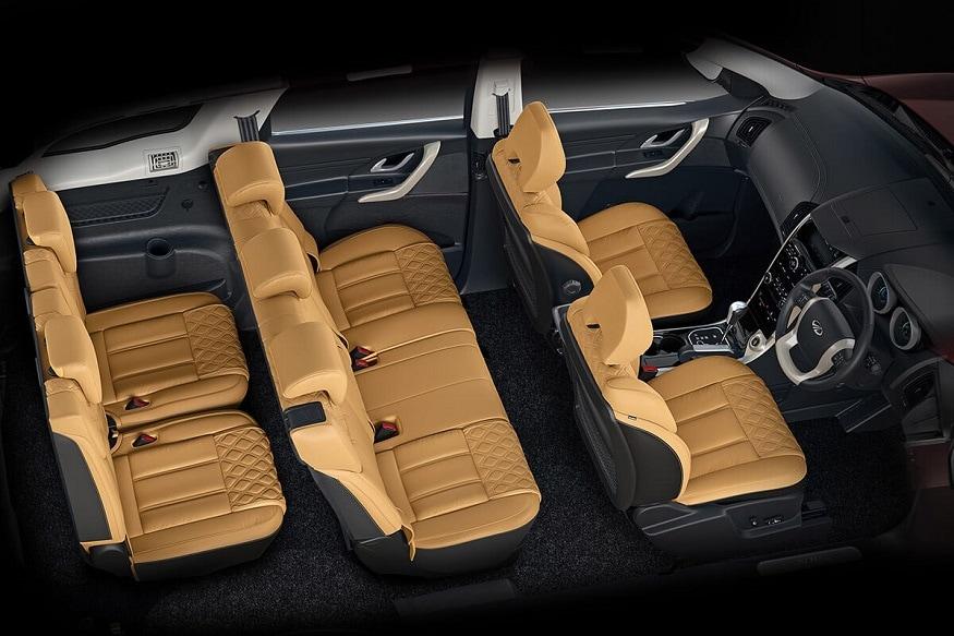 2018 Mahindra XUV500 Facelift. (Image: Mahindra)