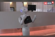 India360: Italy's First Robot Concierge