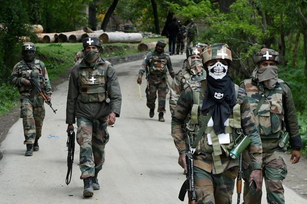 kashmir army