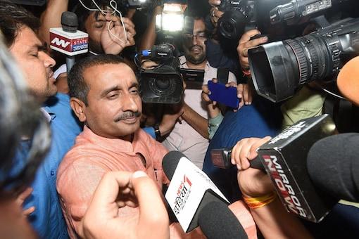 File image of Kuldeep Singh Sengar.