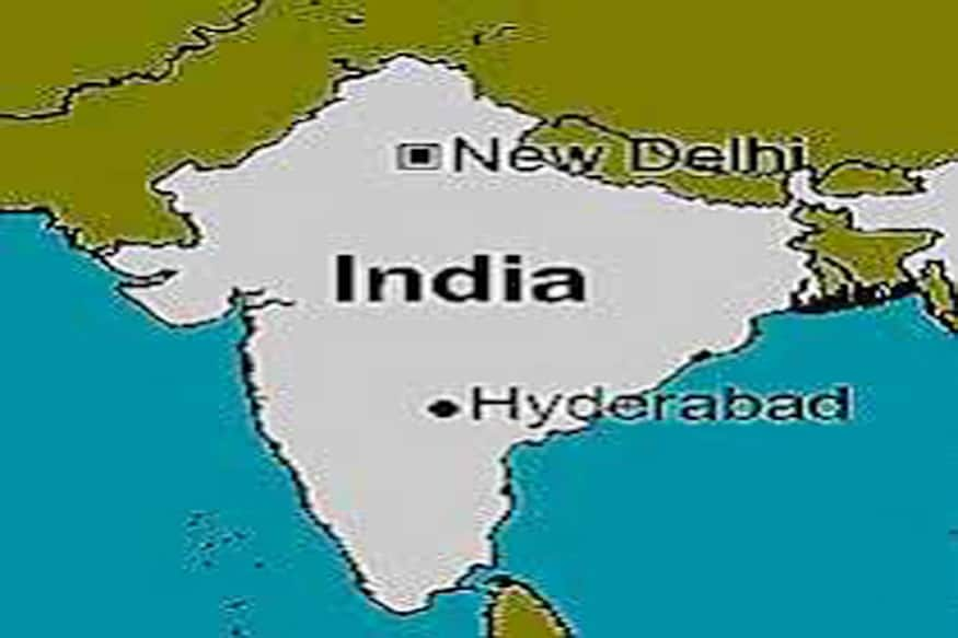 Jammu & Kashmir Excluded From India in Map Distributed at ...