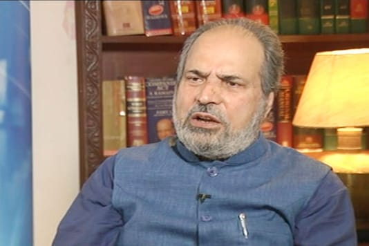 File photo of eminent lawyer and senior PDP leader Muzaffar Hussain Baig.