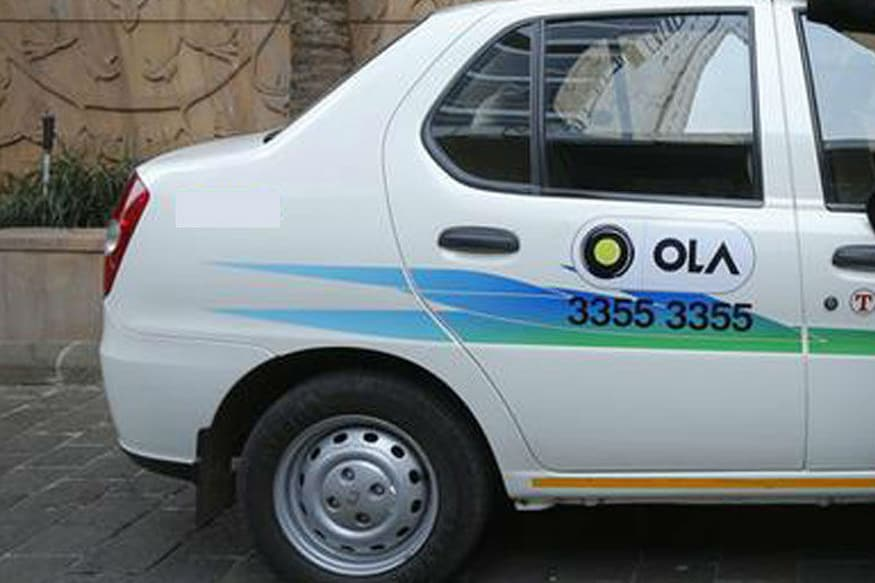 Ola to Add 10,000 Electric Three-Wheelers to Fleet