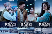 Raazi: See The Different Shades of Alia Bhatt in Meghna Gulzar's Upcoming Thriller