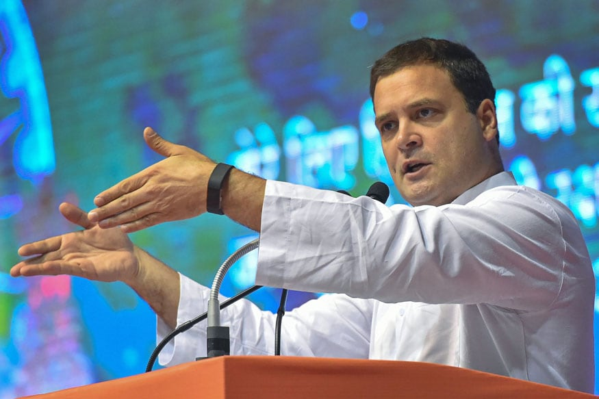 Rahul Gandhi Super Fast Express From Mumbai to Ferry Congress Workers for His Delhi