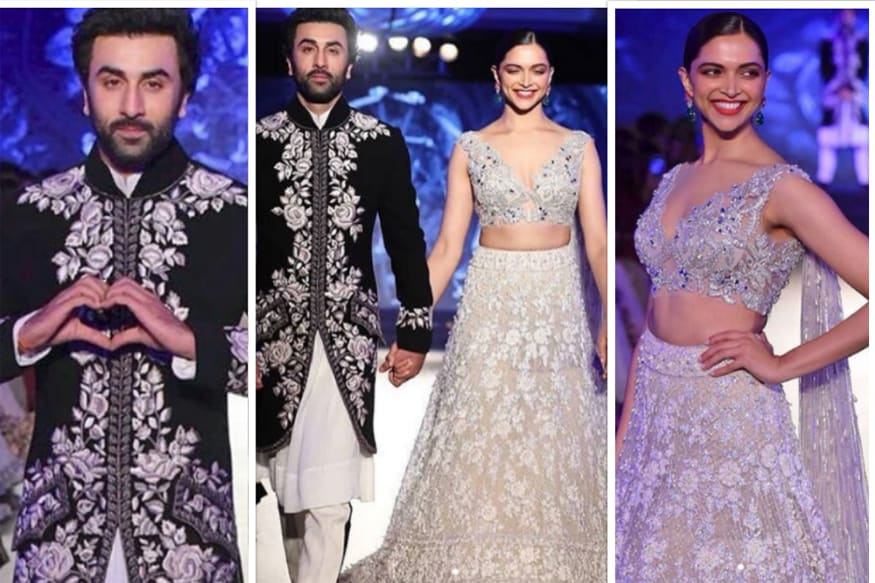 Ranbir and Deepika Again: Ex-Flames Walk the Ramp for Manish Malhotra For Mijwan Fashion Show