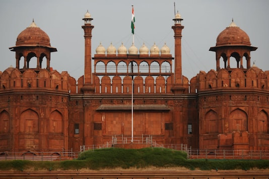 File photo of the Red Fort. (Reuters)