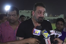Sanjay Dutt Gets Angry, Walks Out After Questions About Madhuri Dixit; Watch Video