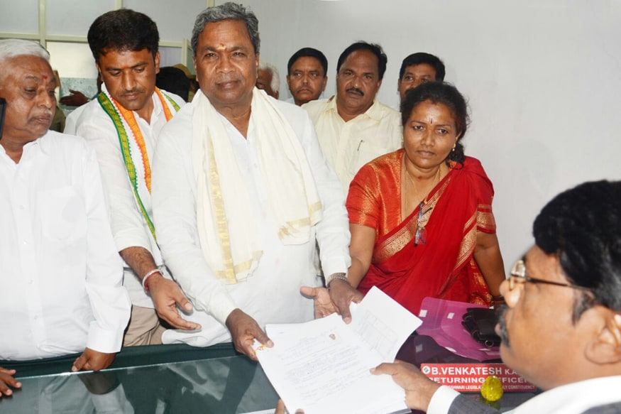 Siddaramaiah Richer by Rs 6 Crore This Election; Wife's Income Has More Than Doubled Since 2013