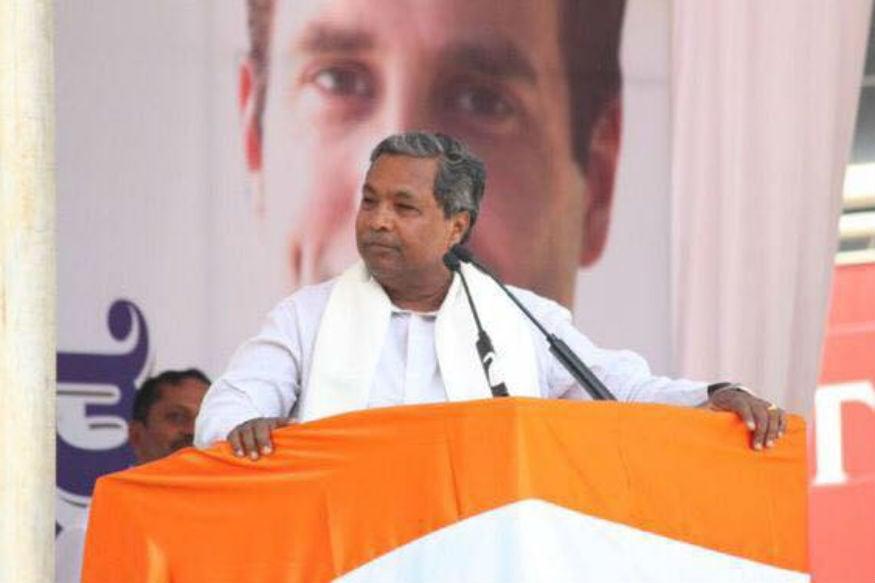 'Tweet in Kannada or English, Don't Understand Hindi': Siddaramaiah Tells BJP Leader
