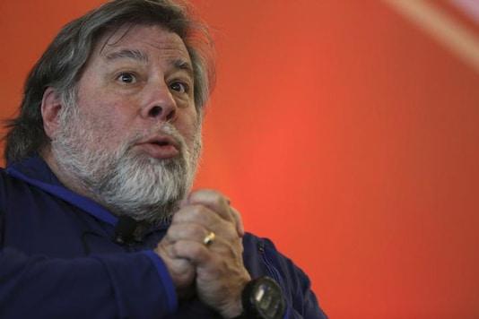 File photo of Apple co-founder, Steve Wozniak. (Photo: Reuters)