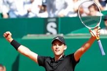 Thiem Downs Djokovic in Monte Carlo to Set Up Nadal Clash