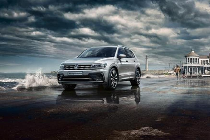 Volkswagen Tiguan Allspace R-Line. (Image: AFP Relaxnews)