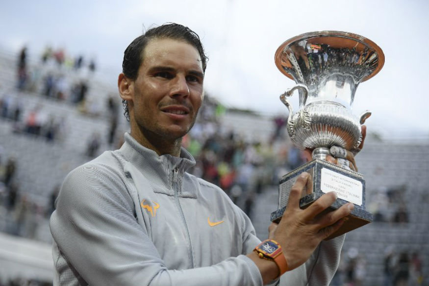 Rafael Nadal Eyes 11th French Open But Insists 'Rome Triumph Means Nothing'