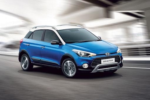 2018 Hyundai i20 Active Facelift. (Image: Hyundai)