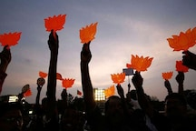Ahead of High Stake Elections, BJP Backers Put Half of the Total Political Ads on Facebook Since February