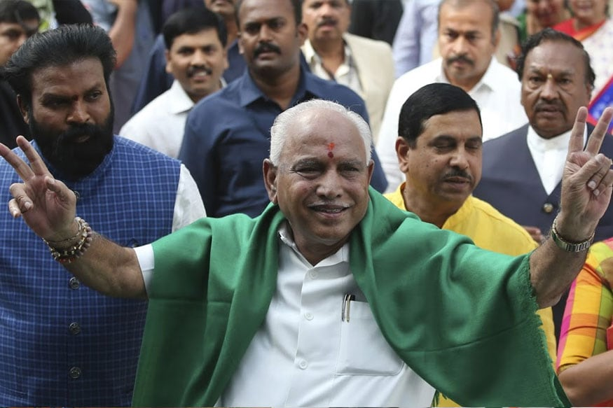 With Political Friends Foes, Yediyurappa's 77th B'day Bash to Bring All Bigwigs Under One Roof