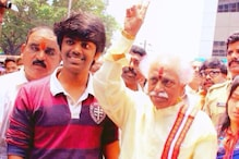 Former Union Minister Dattatreya's Son Dies After Heart Attack
