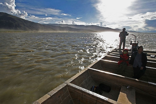 Around 9020 cumec of water was discharged into Tsangpo/Brahmaputra river as observed at various stations, a Chinese government report said. (File Photo: Getty images)
