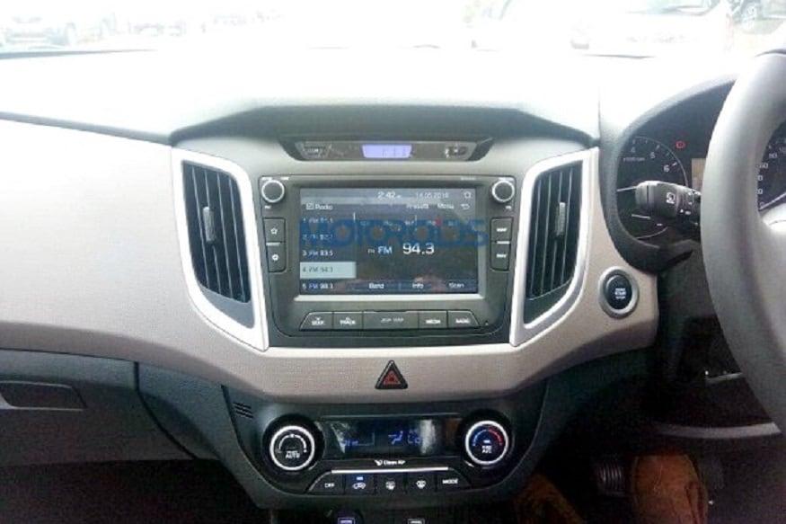 2018 Hyundai Creta SUV Facelift. (Image: Motoroids)