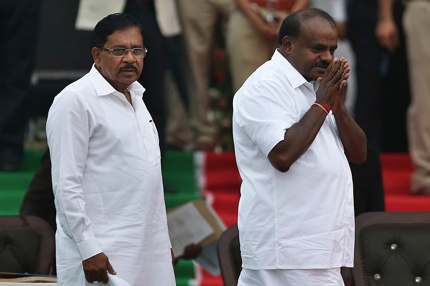 Ahead of Trust Vote, Deputy CM Parameshwara Says Five-Year Term For Kumaraswamy Not