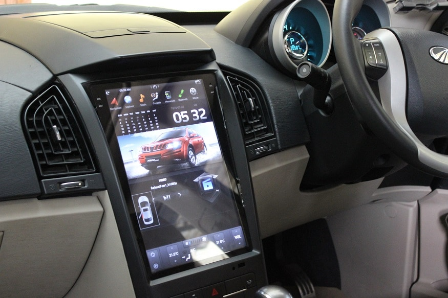 Install Tesla Inspired 12 1 Inch Infotainment System In