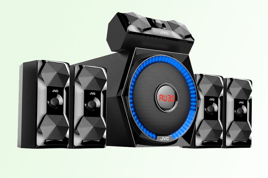 JVC XS-XN511A Bluetooth Speakers Launched For Rs 11,999