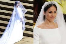 A look at Meghan Markle's Givenchy Royal Wedding Dress