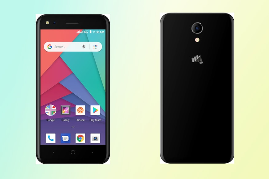 Micromax Bharat Go With Android Oreo (Go Edition) Launched