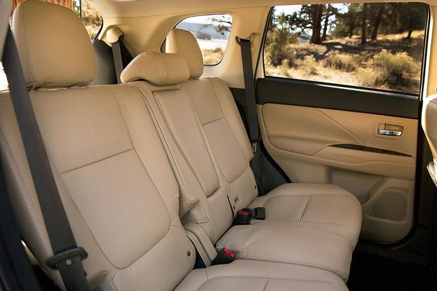 All-new Mitsubishi Outlander. (Image: Mitsubishi)
