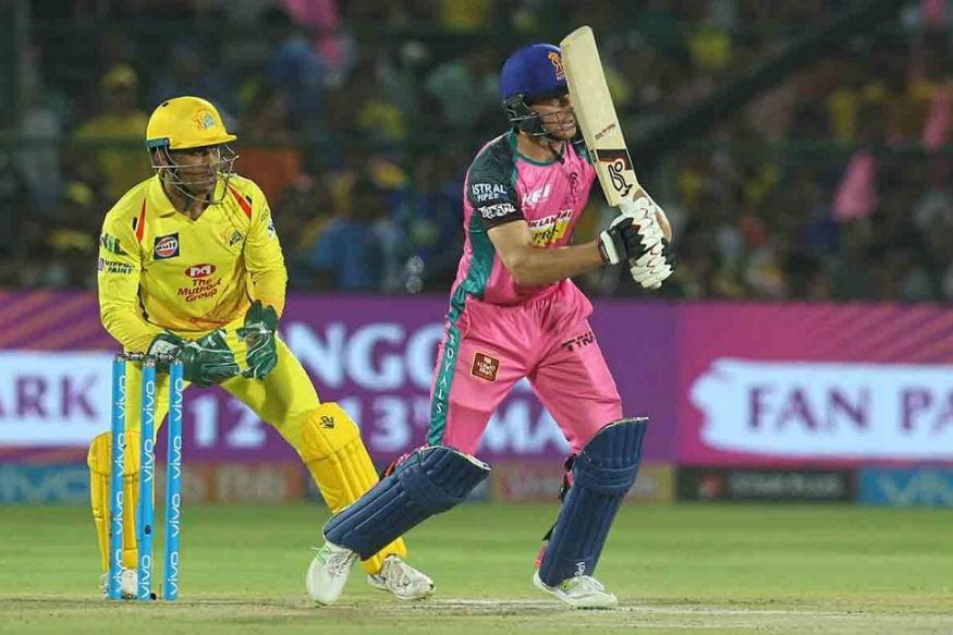 In Pics, IPL 2018, Match 43, Rajasthan Royals vs Chennai Super Kings