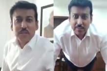 Union Minister Rajyavardhan Rathore Has a Fitness Challenge For Virat Kohli and Saina Nehwal
