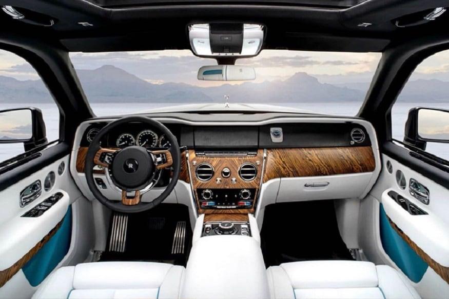 Rolls-Royce Cullinan Luxury SUV. (Image: Diariomotor)