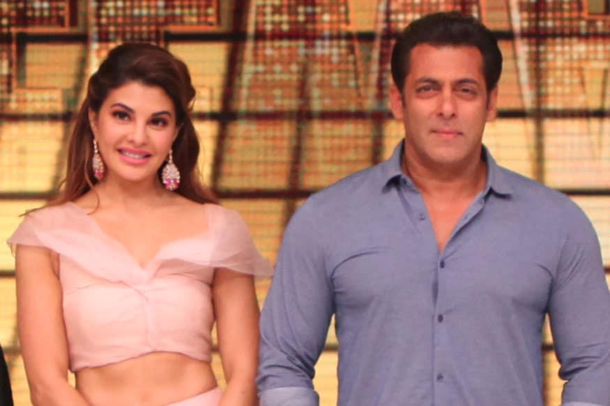 Salman Khan Jacqueline Promote Race 3 On Dance Reality Show