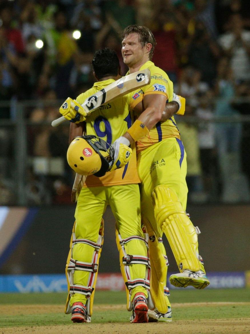 In Pics: Chennai Super Kings Wins IPL 2018