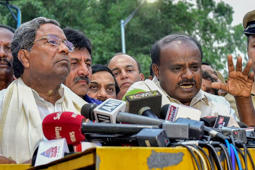 Karnataka Coalition First Casualty of Exit Polls? Cong, JD(S) Leaders Warn of Collapse Post May