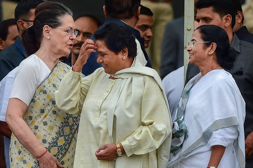 Sonia, Mamata and Mayawati at HDKs Swearing-in Show Women Should Now Take Centrestage in