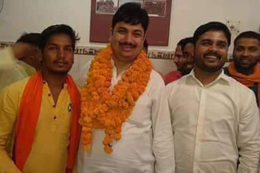 File photo of Sunil Singh.