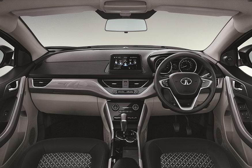 Tata Nexon interiors. (Photo: Tata Motors)