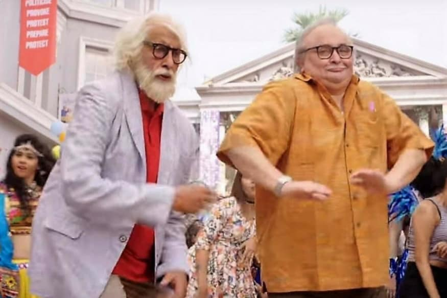 102 Not Out Review: Big B-Rishi Kapoor's Partnership Warms Your Heart; Film Remains One Dimensional