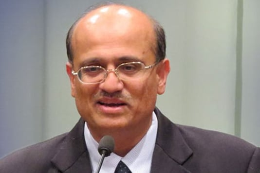File photo of Foreign Secretary Vijay Gokhale.