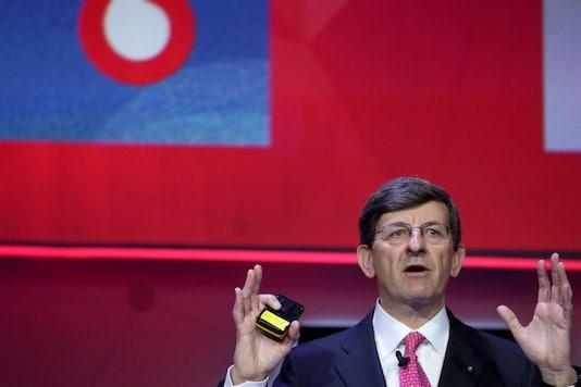 File photo of Vodafone Chief Executive Vittorio Colao. (Image: Reuters)