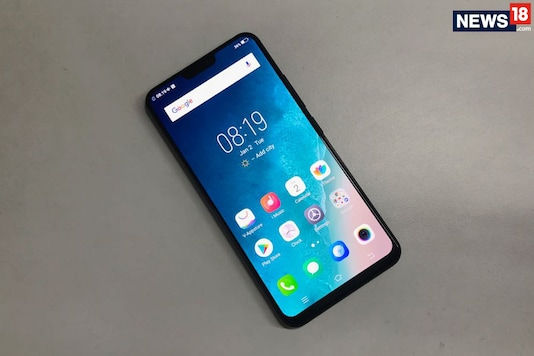 Vivo X21 Launched With In-Display Fingerprint Sensor, 6.28-Inch Notch Display: Price, Specifications And More