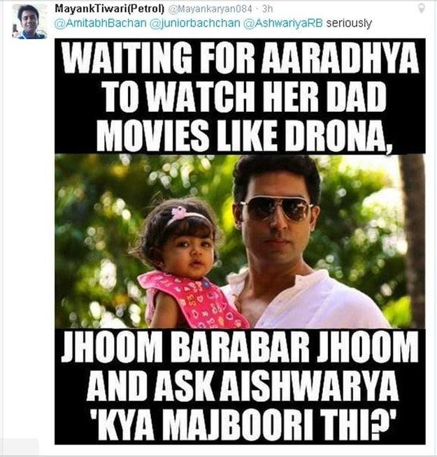 abhishek-aaradhya-troll