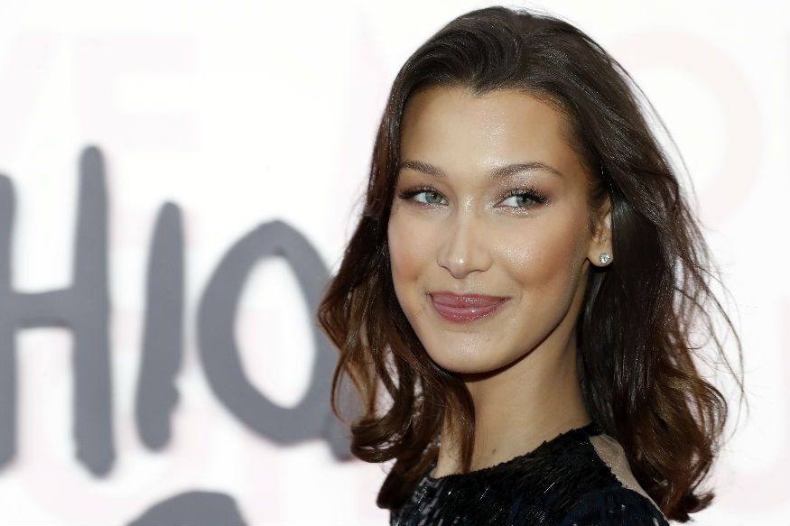 (Photo: Bella Hadid at Cannes 2018/ reuters)