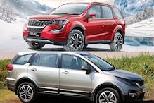 2018 Mahindra XUV500 Facelift Vs Tata Hexa Spec Comparison - Mileage, Price, Variants and More