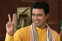 English Not the Only Key to Success, Says Tripura CM Biplab Deb as He Defends Shah's Hindi Pitch
