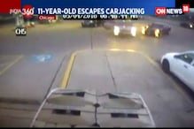 Watch: Thief Drives Off With SUV, 11-year-old Jumps Out