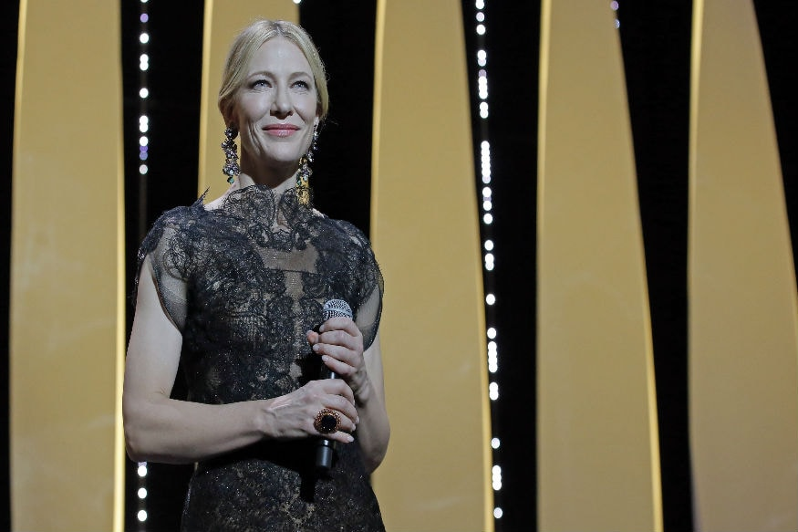 (Photo: Cate Blanchett/ Reuters)